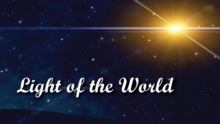 Light of the World, Christmas Eve Worship Service