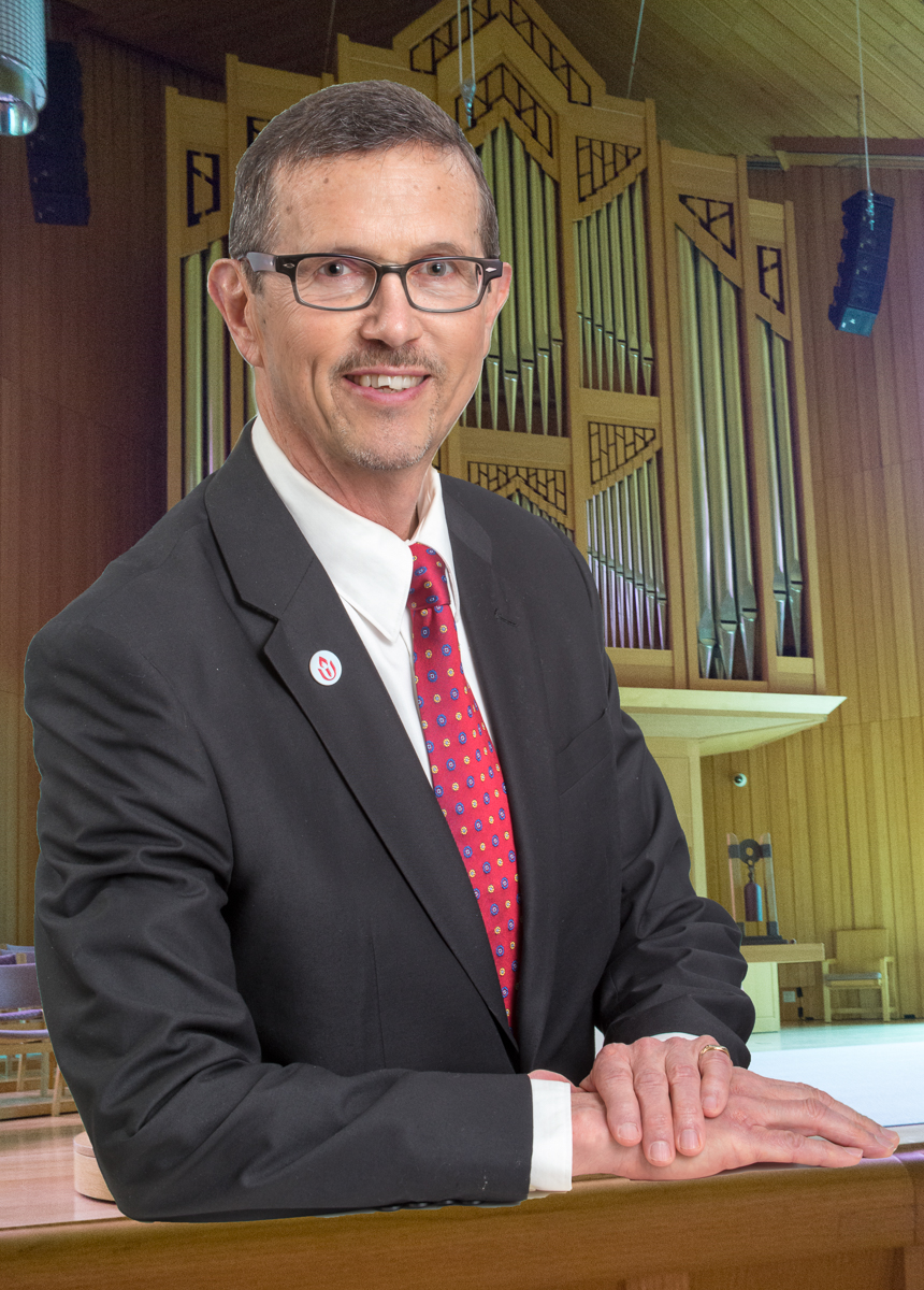 Rev. Wight, Interim Senior Ministry