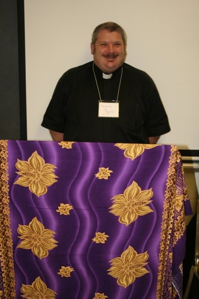 Deacon Steven DeMartino, Director of Priest Wellness for the Archdiocese of New York