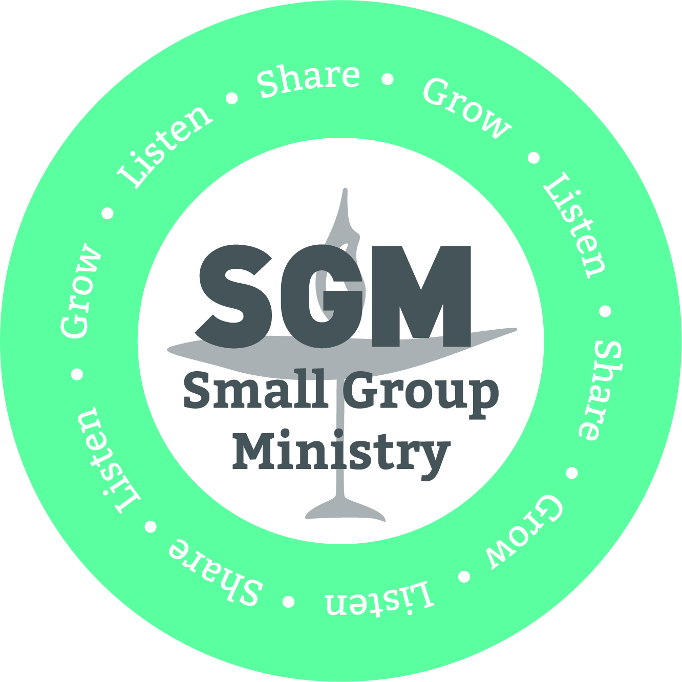 Small Group Ministry SGM